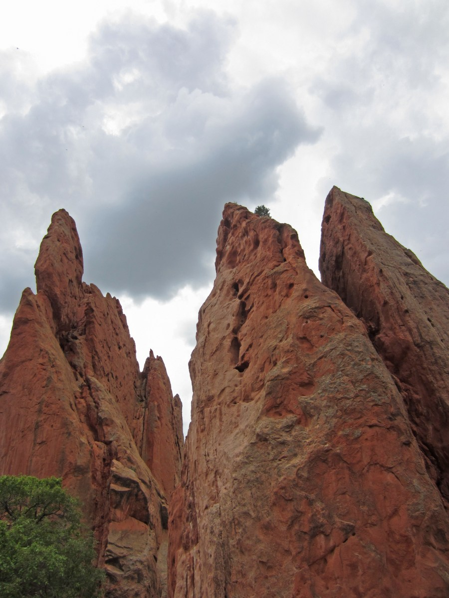 Garden Of The Gods: Hiking In Colorado Springs